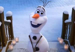 Frozen Olaf Origins Disney Plus