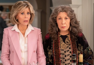 Grace And Frankie Video
