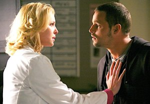 Grey's Anatomy Alex and Izzie