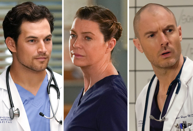 Grey S Anatomy Season 17 Spoilers Meredith And Cormac Hayes Tvline