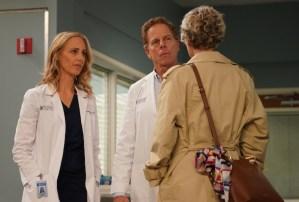 Greys Anatomy Recap Season 16 Episode 20 Amelia False Labor