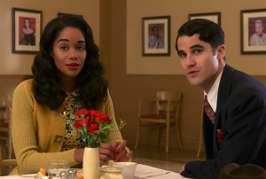 Hollywood Netflix Darren Criss Laura Harrier