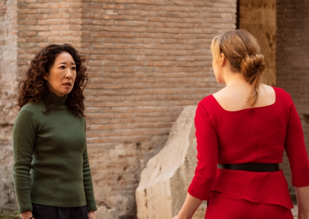 Killing Eve Season 2 Finale Eve Shot Dead