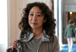 Killing Eve Season 3 Premiere Sandra Oh