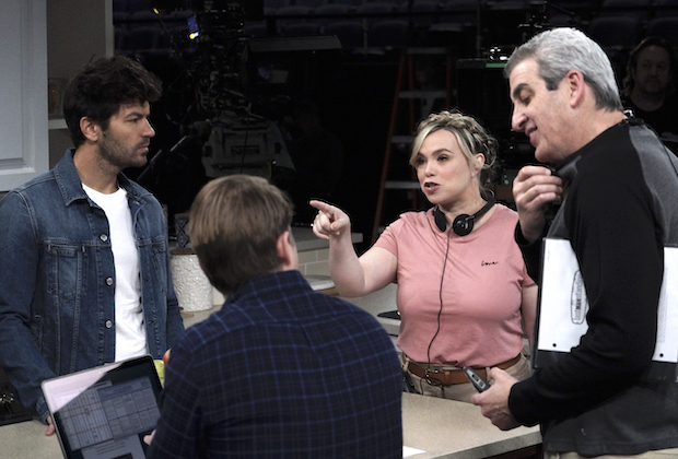 'Last Man Standing' - Amanda Fuller Directing Season 8, Episode 18