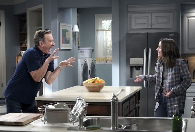 'Last Man Standing' Season 8, Episode 21 - Mike and Eve Baxter