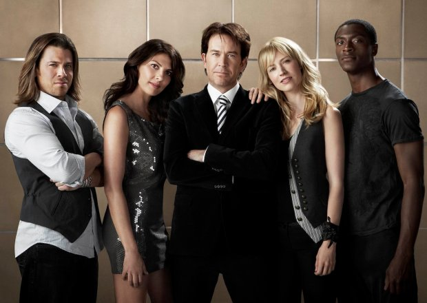 Leverage Revival IMDb TV