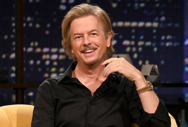 Lights Out With David Spade Cancelled Comedy Central