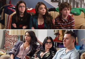 Modern Family Before & After