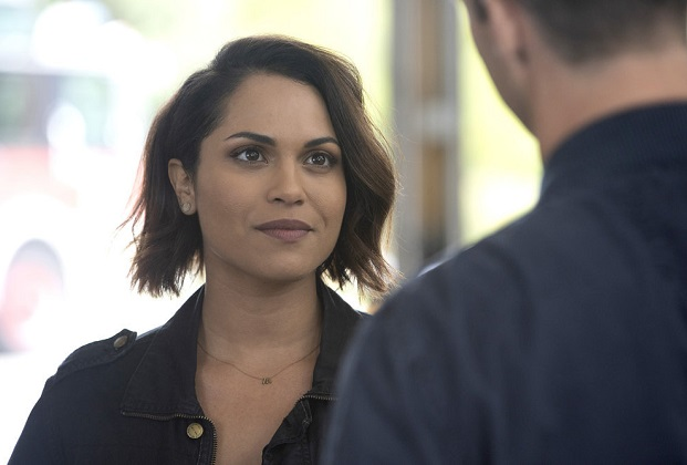 Chicago Fire Monica Raymund