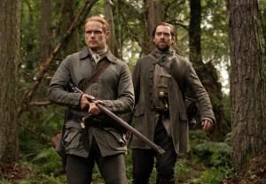 Outlander Season 5 Episode 10 Sam Heughan Interview