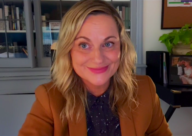 Parks and Recreation Reunion Special Leslie Amy Poehler