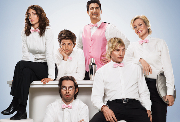 'Party Down' Revival In Development — Starz Limited Series - TVLine