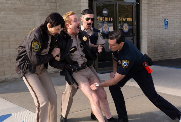 Reno 911! Revival Trailer