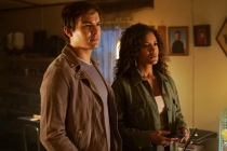 Roswell, New Mexico's Heather Hemmens Breaks Down the 'Beautiful Culmination' of Maria, Michael and Alex's Love Triangle