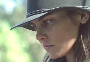 lauren cohan returns the walking dead maggie finale trailer video