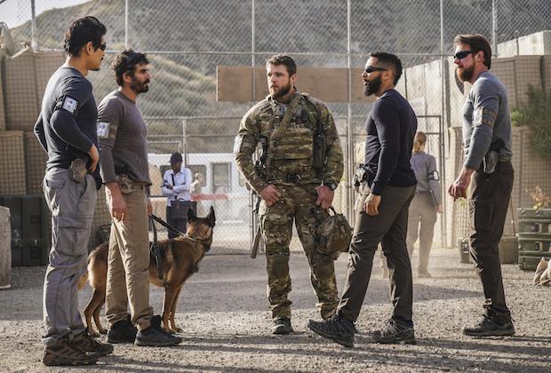 SEAL Team 3x17