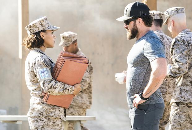 SEAL Team Sonny Davis