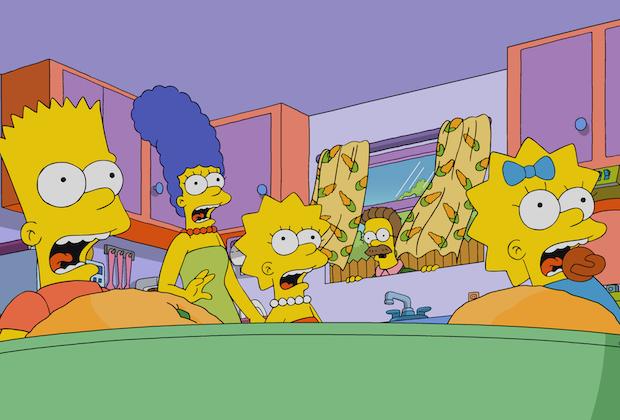 Ratings Simpsons Season 31
