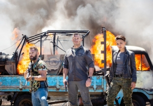 Strike Back Series Finale Season 7 Photos Jamie Bamber