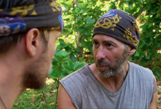 Survivor Recap Tony