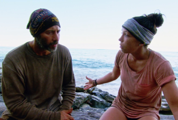 Survivor Season 40 Episode 12 Sarah Tony