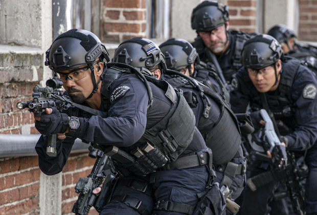 SWAT Renewed Cancelled CBS