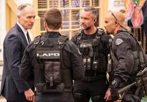 SWAT Season 4 Production