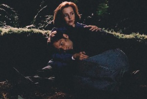 The X-Files Mulder Scully Love Romance Relationship
