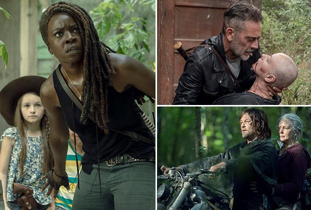 Photos The Walking Dead Season 10 List Of Best Moments Ranked Tvline