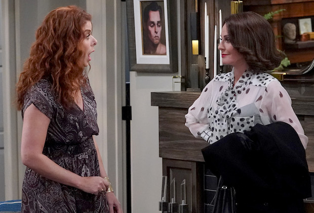 will-grace-feud megan mullally debra messing final season