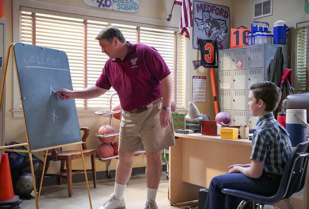 'Young Sheldon' Season 3, Episode 21 - George Sr. and Sheldon