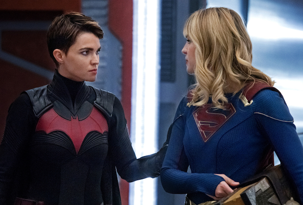 Supergirl Batwoman Covid Finales