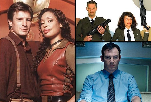 Best Short Lived Sci Fi TV Shows