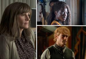 Best Worst TV Wigs List Photos Walking Dead Outlander
