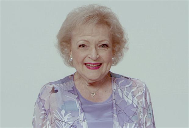 Betty White Lifetime Christmas Movie