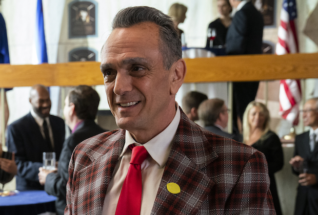 'Brockmire' Season 4 - Limon