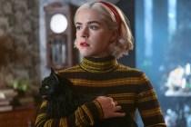 Kiernan Shipka's Sabrina Crossing Over to Riverdale in Season 6 'Event'