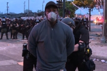 CNN's Omar Jimenez Released From Police Custody Following On-Air Arrest at Site of George Floyd Protests (Video)