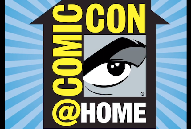 Comic Con at Home 2020
