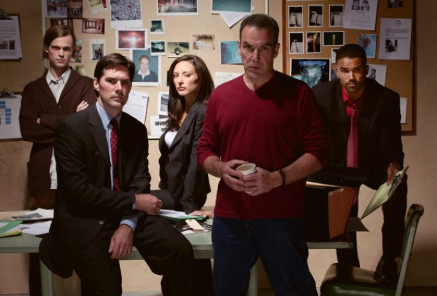Criminal Minds Marathon we TV