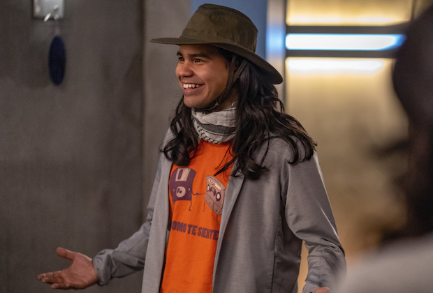 Flash Season 6 Cisco