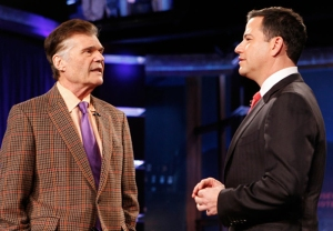 Fred Willard Jimmy Kimmel