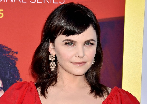 Ginnifer Goodwin Pivoting