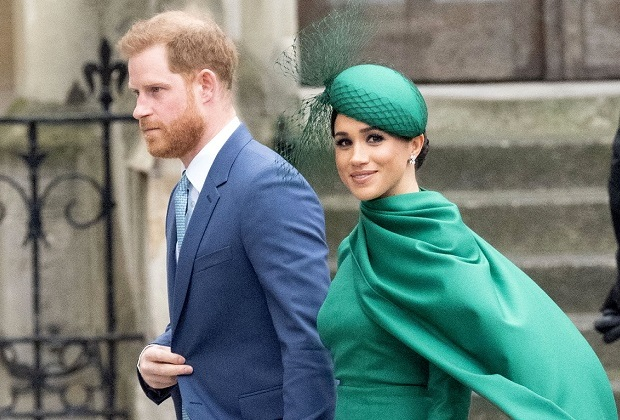 Harry & Meghan: Escaping the Palace Lifetime