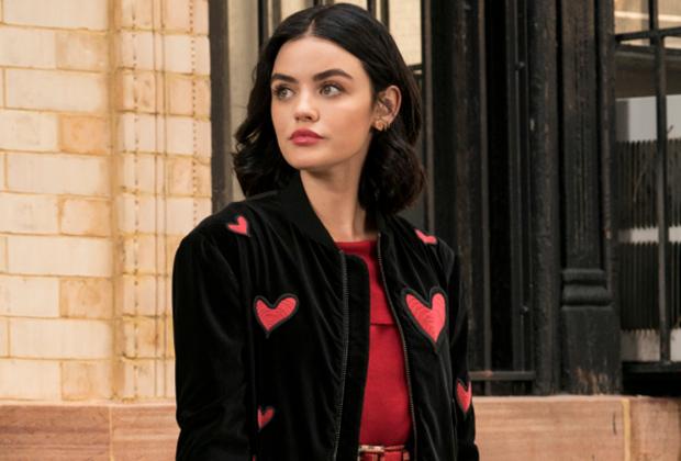 Lucy Hale: 'Katy Keene' Season 1 Interview — Finale Preview   TVLine