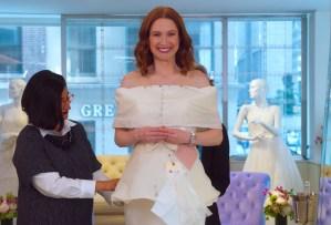 Kimmy Schmidt Interactive Special Wedding Dress