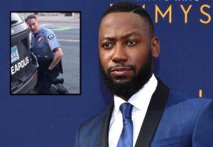 George Floyd Killed Cops