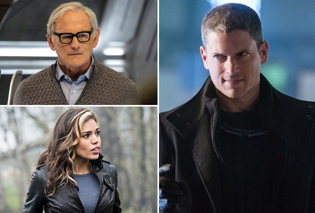 Legends of Tomorrow Character Exits