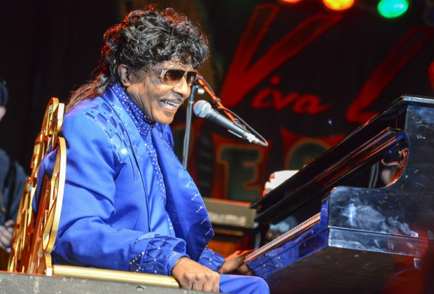 Little Richard Dead